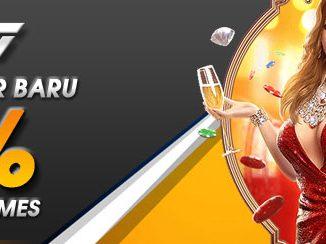 Situs Judi Slot Terbaru Depo Telkomsel Promo New Member 100%
